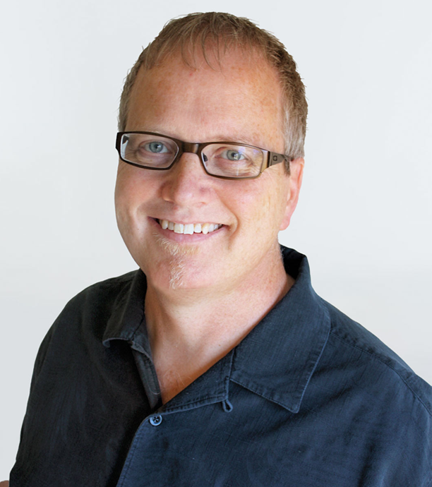 Barry Hagglund headshot